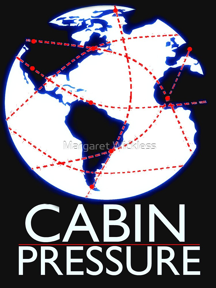Cabin Pressure! by megglet514
