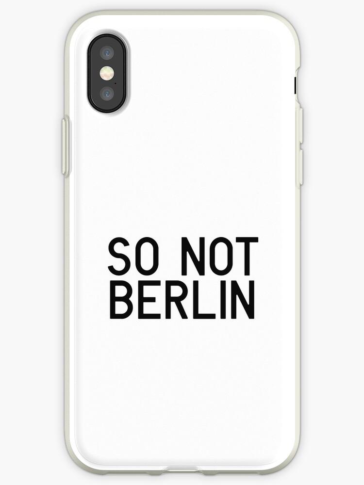 So Not Berlin - Logo One by sonotberlin