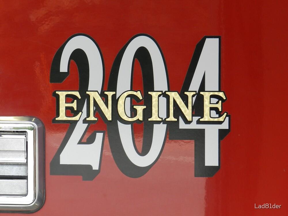 Fire Engine by Lad81der