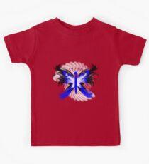 Stylized Butterfly 2 Kids Clothes