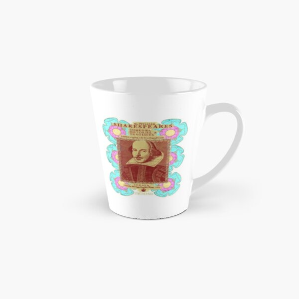 Shakespeare Tudor Flower Power Tall Mug