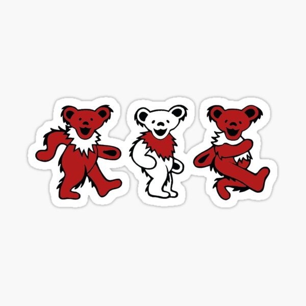 Cornell Bears Sticker