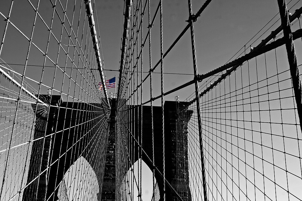 Brooklyn Bridge by CraMation
