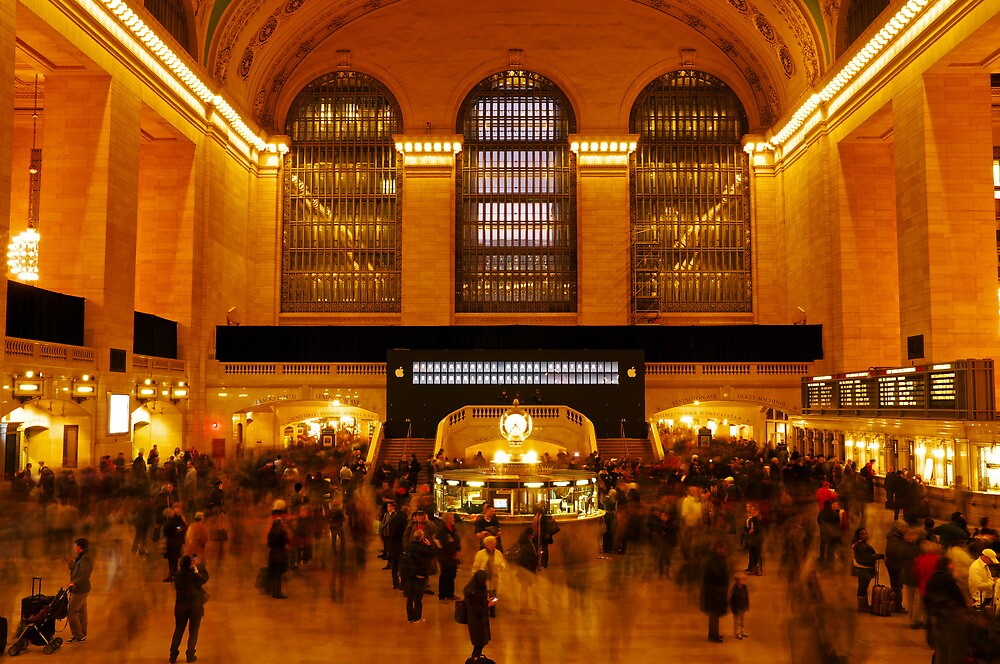 Grand Central Station by CraMation