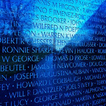 Vietnam Memorial by CraMation