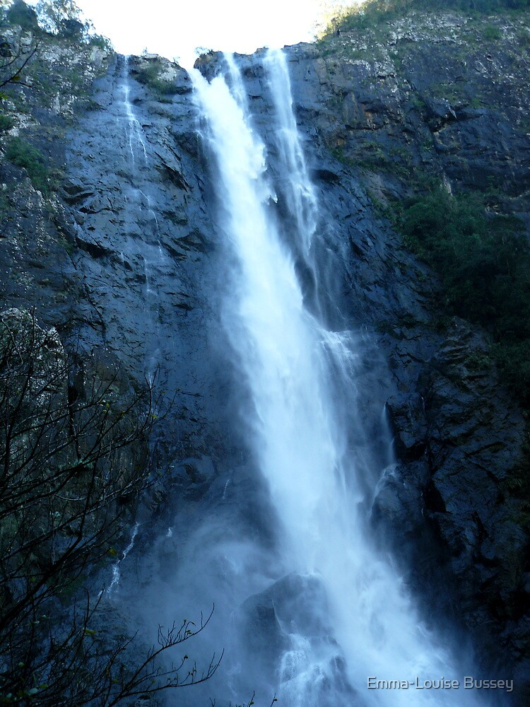 Taree Waterfall by Emma-Louise Bussey