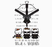 Daryl Dixon & The Boondock Saints