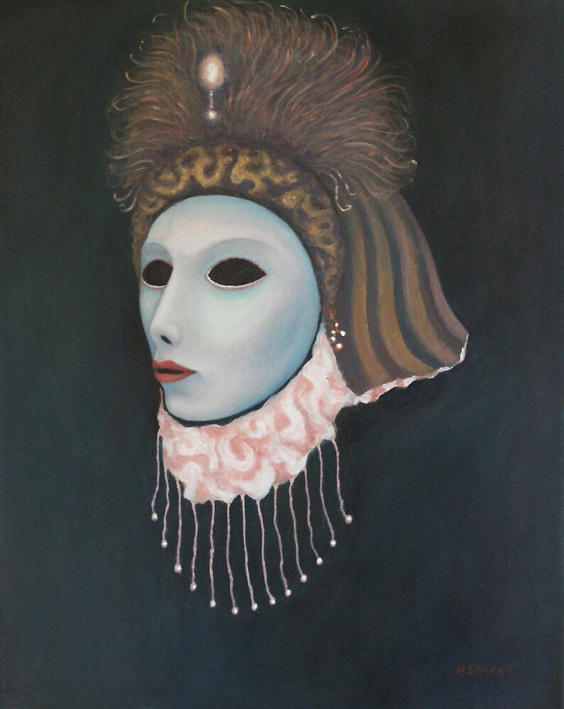 Mask and Chocker by Howard Sparks