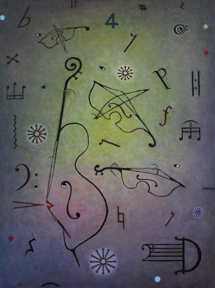 String Quartet by Howard Sparks