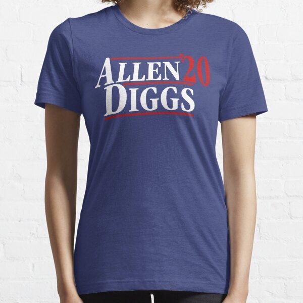 Josh Allen x Stefon Diggs 2020 Buffalo Bills Essential T-Shirt
