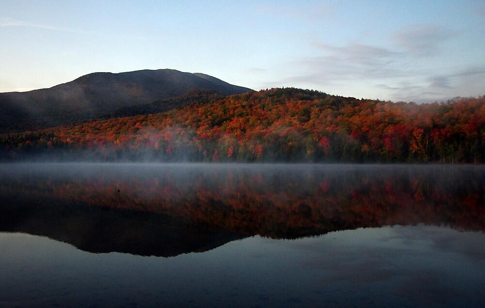 Fall at Heart Lake by SAJONES