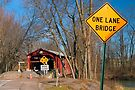 Irene Closed America's Oldest Covered Bridge by Gene Walls