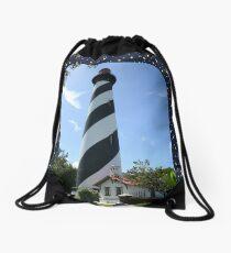 St. Augustine Lighthouse ~ 1874 Drawstring Bag