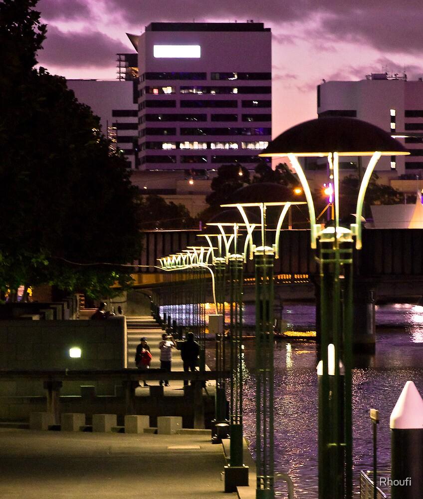 Notre La Seine by Rhoufi
