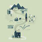 The Village by Mark Conlan