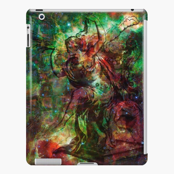 When The Stars Are Right - The Heart and Soul Nebulae in Cassiopeia iPad Snap Case