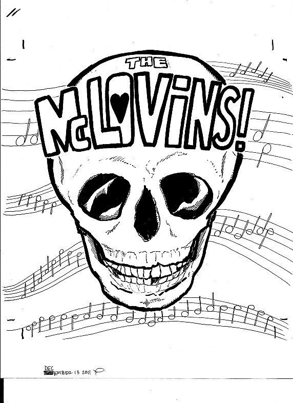 The McLovins by joesmithrealnam