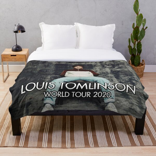Alek Tomlinson American Tour 2020 Throw Blanket