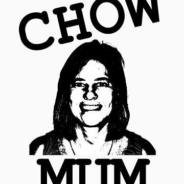 Chow Mum by stevemcqueen1