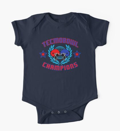 TECMO CHAMPIONS Kids Clothes