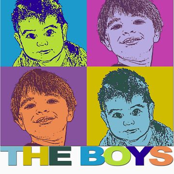 The Boys by baz518