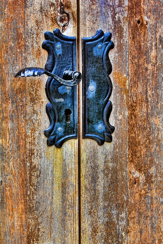 Knock Knock by Jim  Egner