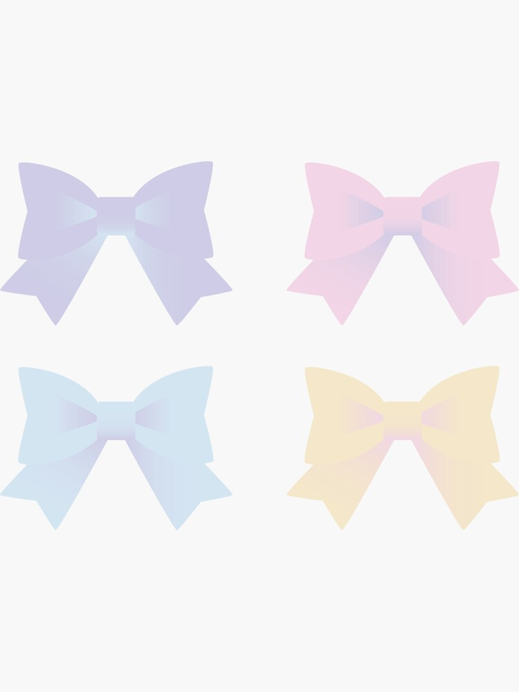Pastel Ribbons by lucidly