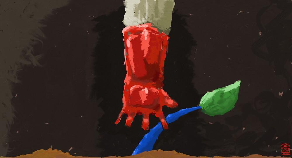 Pik Hand by Iwazaru