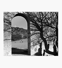 Mission Archway Photographic Print