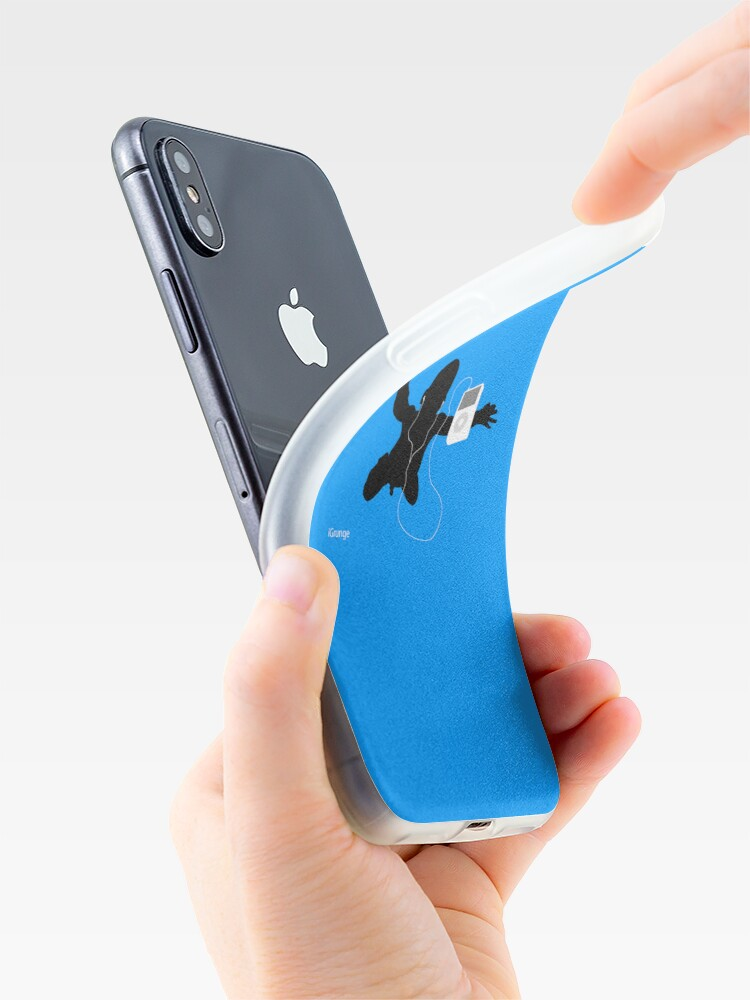 Alternate view of iGrunge iPhone Case & Cover