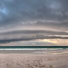 Storm Cell Panorama by Jonathan Stacey