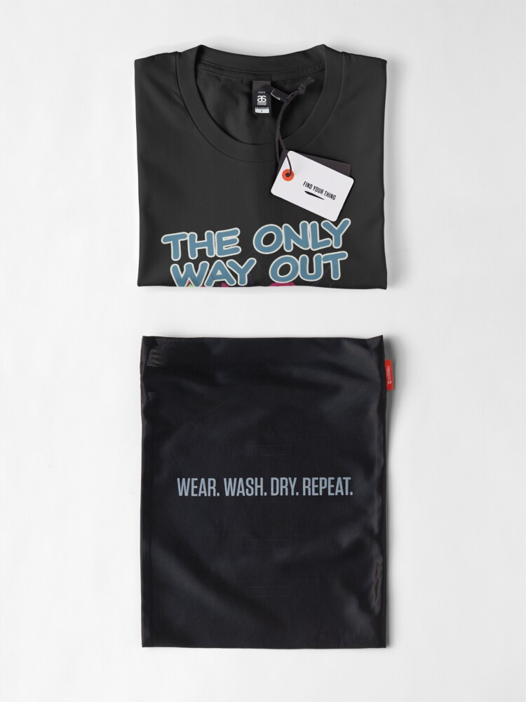 Alternate view of out. Premium T-Shirt