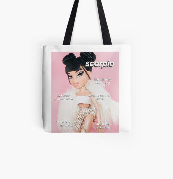 Scorpio bratz All Over Print Tote Bag
