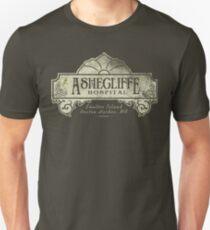 Shutter Island Ashecliffe Hospital Unisex T-Shirt