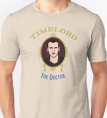 Dr. Who - Timelord - Ninth Doctor (Variant) Unisex T-Shirt