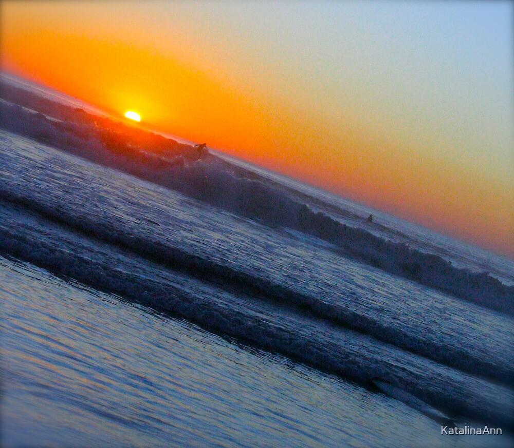 SunSet Beach  by KatalinaAnn