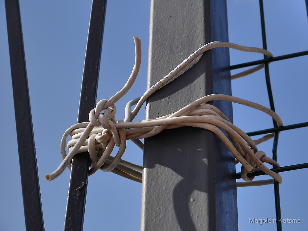Knot - Hasköy ferry dock by Marjolein Katsma