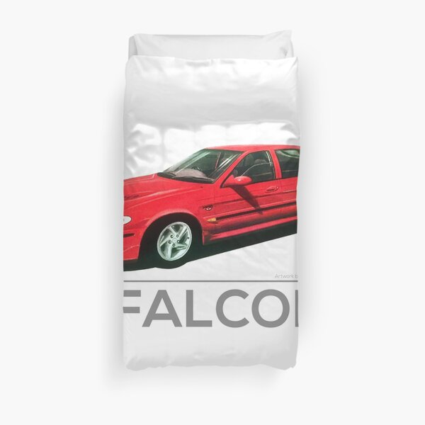 1995 EF Ford Falcon XR6 'Enthusiasts Series' Duvet Cover