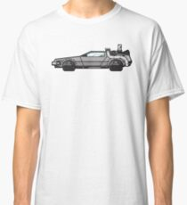 NOW IS THE FUTURE - Delorean 2015 Classic T-Shirt