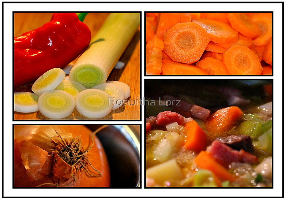 Vegetable by RosiLorz
