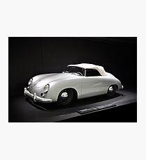 Porsche 356 Speedster Prototyp (1954) Photographic Print