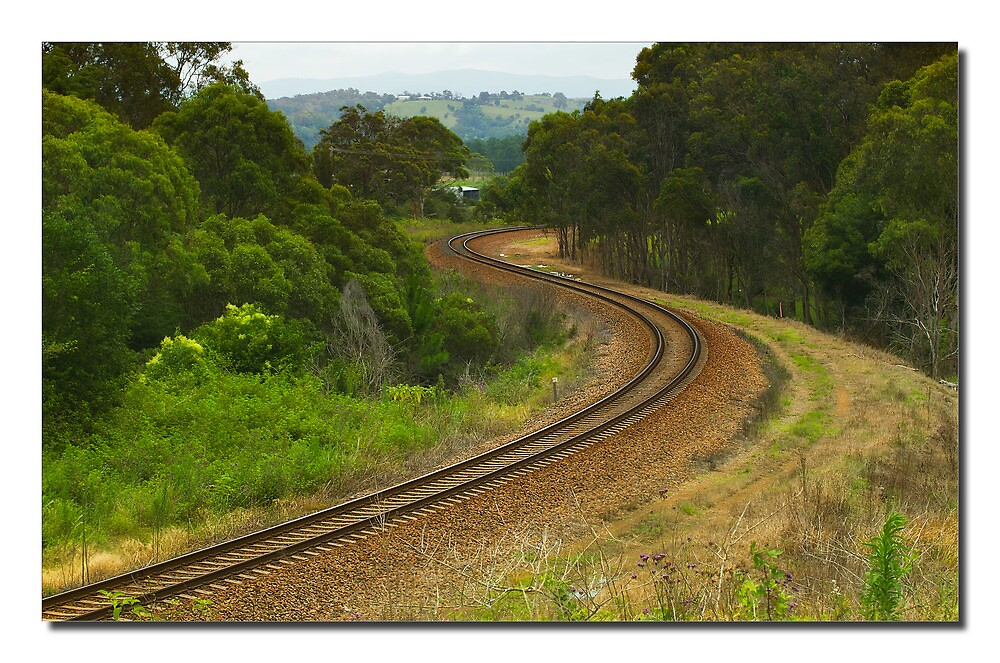 Round the bend by kevin Chippindall