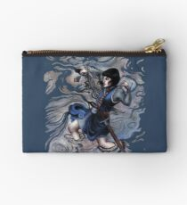 River of Death Zipper Pouch