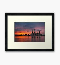 The Morning Light Framed Print