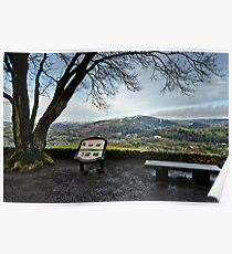 The Derwent Valley - Matlock Poster