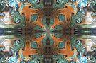 Glass Nouveau by Diane Johnson-Mosley