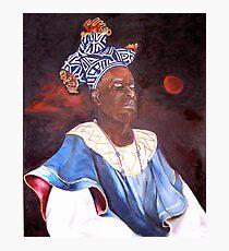 Ptahfu of Bana (Noh) Photographic Print
