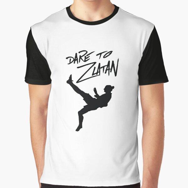 Zlatan Ibrahimovic Grafik T-Shirt