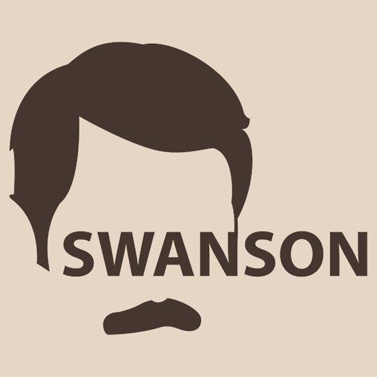 TShirtGifter presents: Swanson