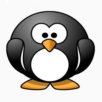 Penguin by AfroSmurfs